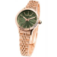 HOOPS Luxury Gold Rose Gold Watch.
