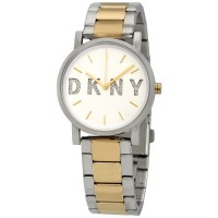 DKNY Soho white dial Ladies watch