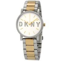 DKNY Soho white dial Ladies watch