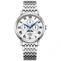 ROTARY Men's watch from WINDSOR MOONPHASE collection