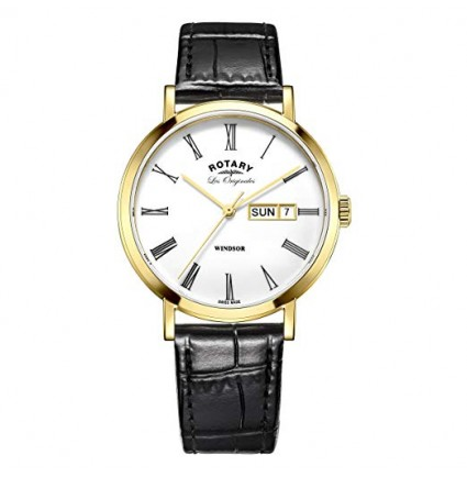 ROTARY Men's Watch from Windsor collection