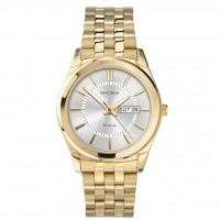 SEKONDA Men's Gold Bracelet Watch