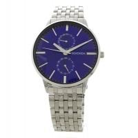 SEKONDA Men's Silver Bracelet Watch
